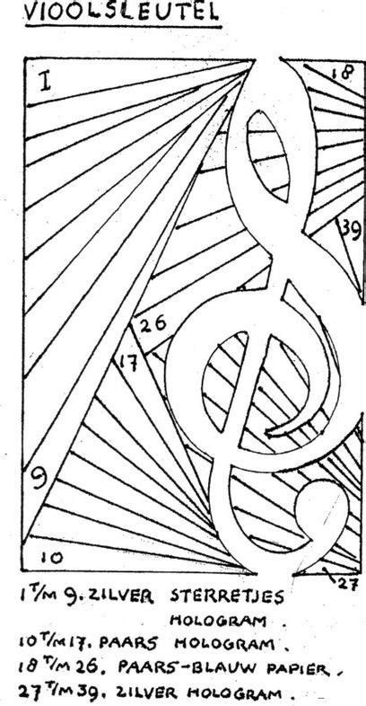 carte iris folding musique le scrap de coco