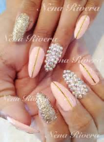 Bling nails cute stuff