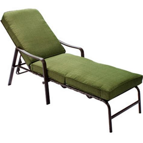 Pool Lounge Chairs Walmart by Walmart Mainstays Crossman Chaise Lounge Patio