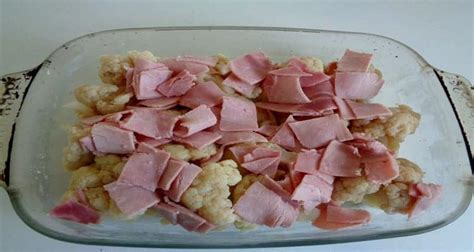 comment cuisiner un chou réussir simplement le gratin chou fleur jambon blanc