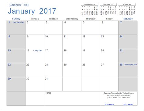 calendar easily edited template 2017 calendar templates and images