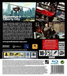 Jeux De Gta 4 : jeu ps3 grand theft auto 4 gta iv jeux video ps3 jeux vide ~ Medecine-chirurgie-esthetiques.com Avis de Voitures