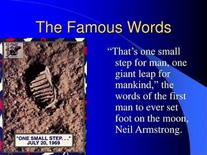 PPT - Neil Armstrong PowerPoint Presentation - ID:4020504
