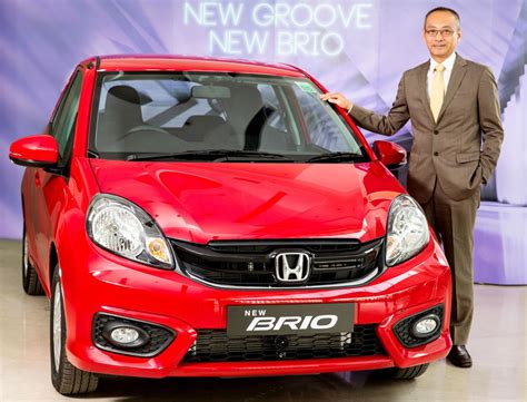all new honda brio launched in india price starts at rs 4 69 lakh