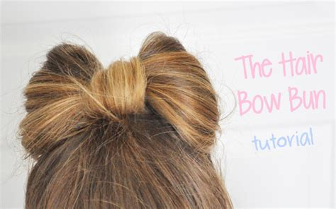 The Hair Bow Bun Everyday Hairstyles For Long Hair Round Face Kid Style Braids Fashion Photos How To Choose Your Right Color Cute With Bangs Best Haircuts Thinning And Easy Party Prom Medium Curls