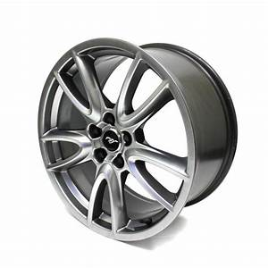 """19"""" FORD MUSTANG GT BREMBO 2011 2012 2013 2014 2015 HYPER SILVER WHEEL – San Fernando Tires and ..."""