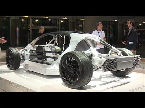 worlds   printed supercar ultra light hp