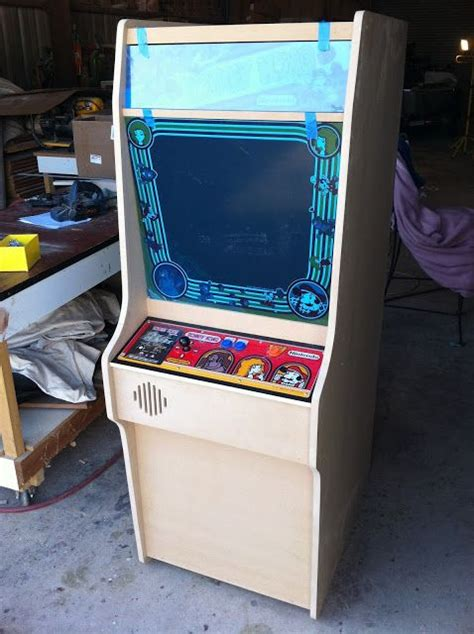 how to build an arcade cabinet from scratch project kong arcade how to build your own arcade