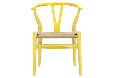 kings lane gather  amish chair yellow