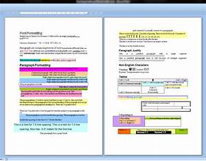 format in microsoft word document bing images With formatting documents in microsoft word