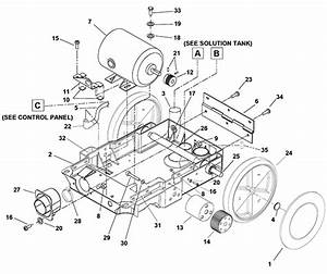 Windsor Clipper 12 Repair Parts  U0026 Diagrams