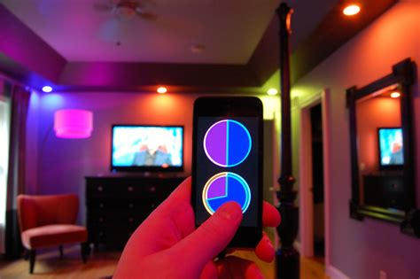 12 50 philips hue bulbs on are the best thing that