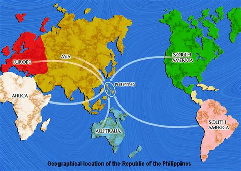 What Is Geographical Location by The Philippines On Vilification And Ridicule Quot Rc Quot Goes