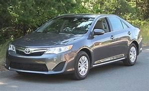 2012 Toyota Camry  Trim Level Breakdown