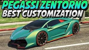 "GTA 5 - ""Pegassi Zentorno"" Best Car Customization? ep. #5 ..."