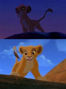 The Lion King images Kiara/Simba wallpaper and background ...
