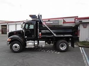 2020 Peterbilt 337 Single Axle Dump Truck