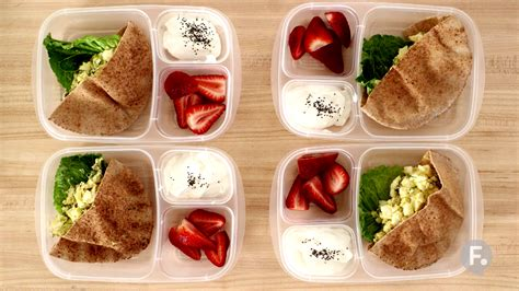 20 Desk Lunch Recipes For Work