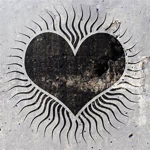 Heart Grunge Poster Background Free Stock Photo - Public ...