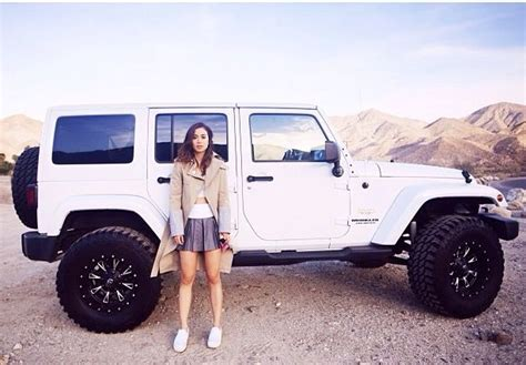 cool white jeep white jeep wrangler unlimited cough hey parents look at
