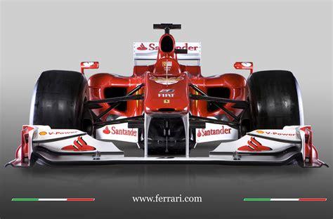 Refer a friend north america; AUSmotive.com » Ferrari unveils 2010 F1 car