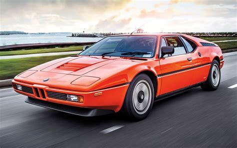 1980 Bmw M1 Classic Drive