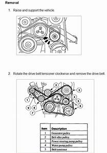 2000 Honda Passport Serpentine Belt Diagram