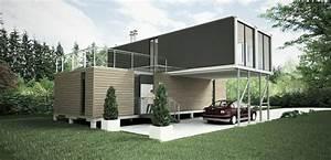 Container Haus Das Traumhafte Eigenheim