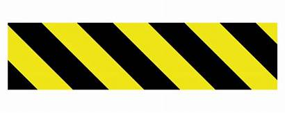 Caution Decal Stripes Stripe Signs Decals Clipart