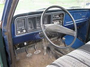1977 Ford F150 Four Wheel Drive 300 6 Cylinder Std  Trans