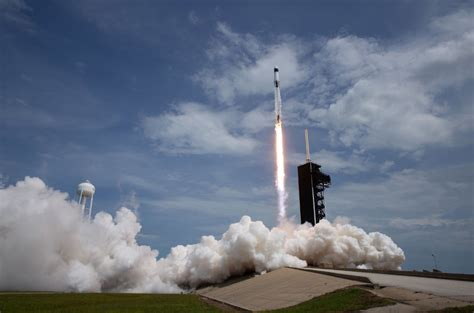 Video: Bermuda Mentioned During Space Launch - Bernews