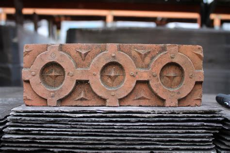 Corbel Course by Reclaimed Decorative Corbel String Course Brick