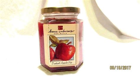 home interiors baked apple pie candles best style and
