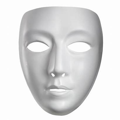 Mask Transparent Face Masks Halloween Scary Blank