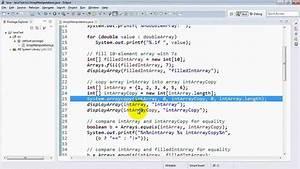 Java Class Tutorial For Beginners