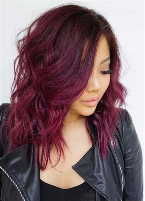 couleur cheveux mi 50 magnifiques couleurs cheveux tendance 2017 coiffure simple et facile