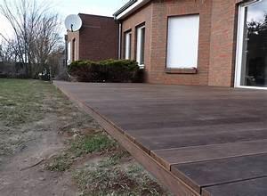 Bau Einer Holzterrasse : terrasse neuruppin deryckere handwerk holz kunststoffverarbeitung ~ Sanjose-hotels-ca.com Haus und Dekorationen