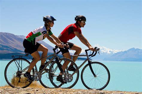 New Zealand Bike Tour Video