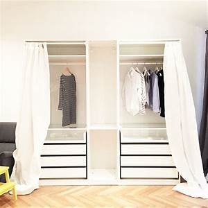 Ikea Offener Kleiderschrank : empty ikea pax closet i n t e r i o r ~ Eleganceandgraceweddings.com Haus und Dekorationen