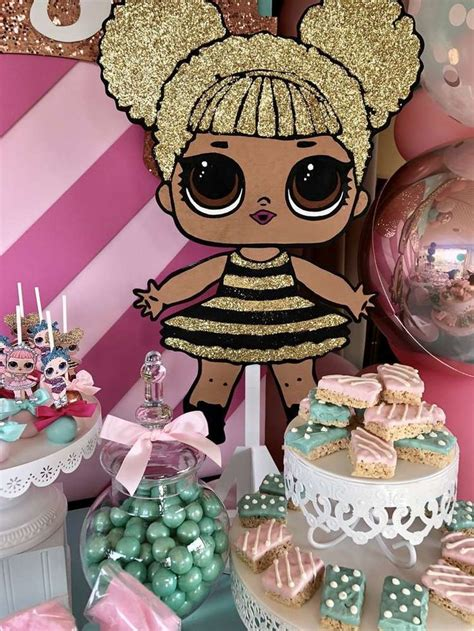 lol surprise doll birthday party ideas birthday surprise