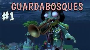 Soldado, Guardabosques, Plants, Vs, Zombies, Garden, Warfare
