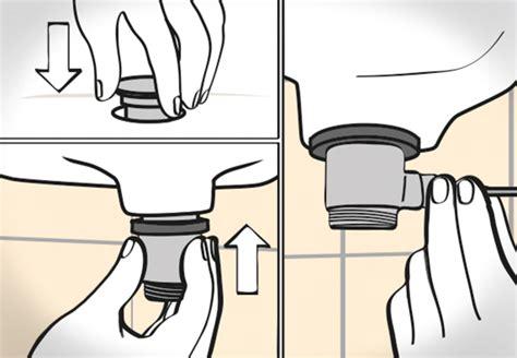 Siphon Küche Montieren by Waschtischarmaturen Montieren In 8 Schritten Mit Obi