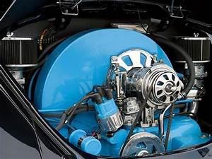 1966 Volkswagen Beetle Engine