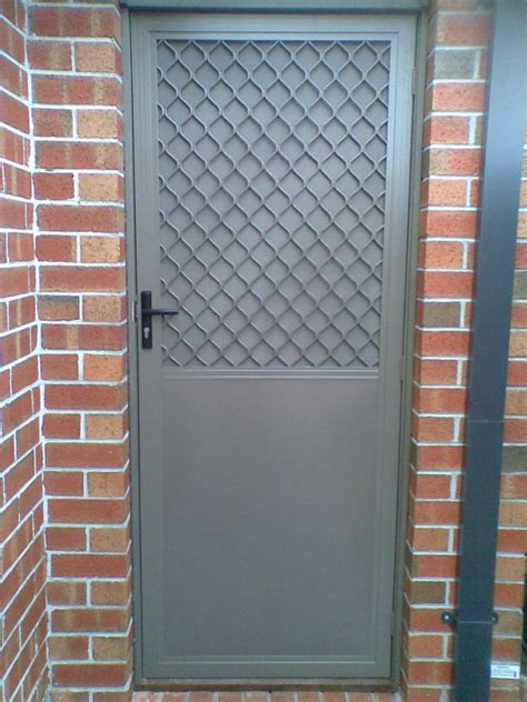 door for screen door security doors bayswater services