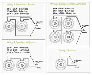 Guitar Speaker Wiring Diagrams  With Images