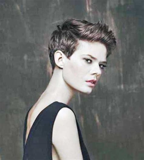 short pixie cuts short hairstyles