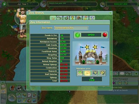 Zoo Tycoon 2 Download 2004 Educational Game