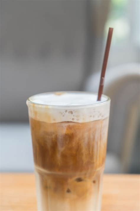 Iced coffee cup free photo. Iced coffee cup | Free Photo
