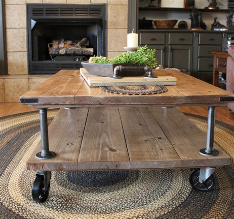 Stylish, beautiful rustic coffee tables—some for design inspiration, some you can buy right now. 36 Best Coffee Table Ideas and Designs for 2020