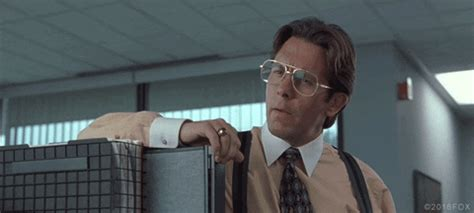 Office Space Hell No Gif by Lumbergh Gifs Find On Giphy